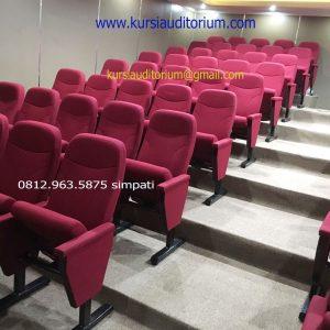Kursi Auditorium bisa dipindah-pindah